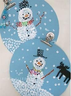 zauberhafte ideen f 252 rs weihnachtsbasteln mit kindern die