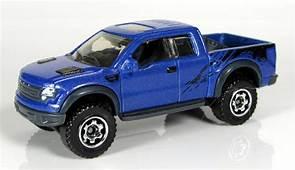 MB788  Ford F 150 SVT Raptor