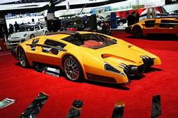 Sbarro Autobau  Strange Looking Sports Car Picture
