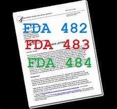 fda forms generally used in pharmaceutical inspection pharmaceutical guidelines