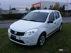 dacia sandero 2010 gpl limousine vehicles with pictures page 342