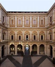 cortile palazzo farnese the grand palaces of rome romeing