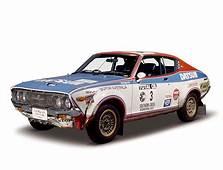 1977 Datsun Violet 710  CARLOS JOSE LUCIANO 4X4