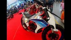 Cb150r Modif Supermoto by Modifikasi Honda Cb150r Bergaya Trail Supermoto