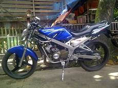 Modifikasi Ss by Kawasaki 150 Ss Biru Modifikasi Simpel Modifikasi