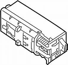 gli fuse box volkswagen jetta gli fuse box holder passenger compartment 000937615 loyalty