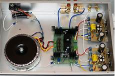 lm3886 stereo lifier circuit circuit diagram images