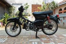 Modifikasi Honda 70 by Kumpulan Foto Hasil Modifikasi Motor Honda 70 Modif