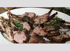 coriander crusted lamb chops_image