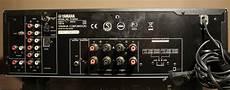 yamaha r s500 sound lituner stereo