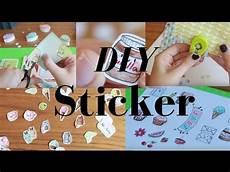 Diy Sticker 5 Ideen Zum Sticker Selber Machen
