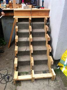 Balkon Die Treppe Der Kellerwerker