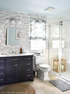 Lowes Bathroom Remodeling Ideas Serene Sophisticated Master Bathroom Reveal Burger