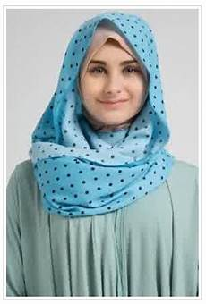 Kerudung Trend Gaya Modern Muslimah Terkini 2015