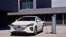 Hyundai Ioniq Elektro Facelift 2019 Mehr Reichweite Und