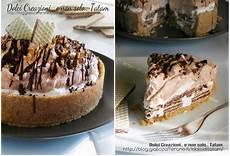 torta con i wafer torta fredda con wafer panna e nutella nutella cake and cheesecakes
