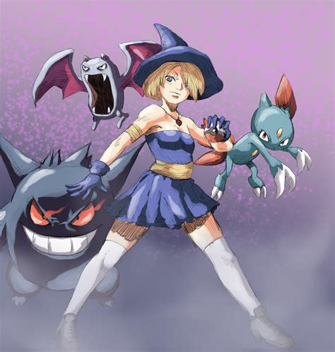 Witch Trainer Cg