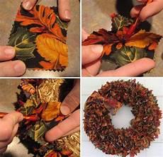 Herbstkranz Selber Basteln Beste Herbstdeko Diy Ideen