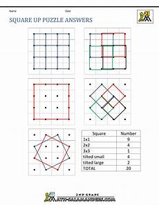 math puzzles for kids shape puzzles