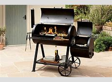Char Broil American Gourmet Offset Smoker Review   Grills