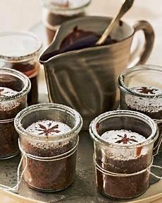 schokopudding selber machen schoko nuss pudding im weckglas rezept dessert