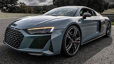 beast new 2019 20 audi r8 v10 performance 620hp v10 na kemora gray new car color and