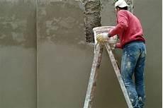 Verputzen Auf Beton Mischungsverh 228 Ltnis Zement