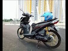 Modifikasi Beat Ring 17 by Modifikasi Motor Beat Fi 2017 Ring 17