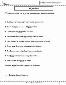 15 best images of using articles worksheet adjective adverb worksheet 2nd grade sentences