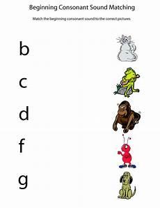free worksheets beginning consonant sounds beginning consonant sounds worksheets