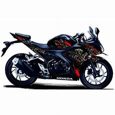Striping Fiz R Variasi by Jual Striping Variasi All New Cbr 150 R Facelift Stiker