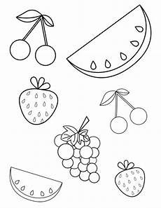 preschool coloring pages pdf at getcolorings free