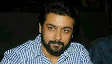 Actor Surya New Hairstyle
