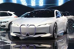 What Comes Between I3 And I8 Apparently This New BMW