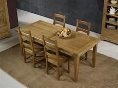 table de ferme rectangulaire francois en ch 234 ne massif 200
