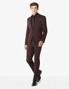 Veste Costume Bordeaux Homme Fermeleycaut Fr