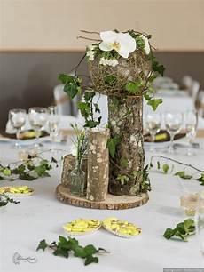 des rondelles de tronc d arbre pour une d 233 co de mariage