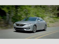 2016 Honda Accord Coupe (EX L V6)   YouTube