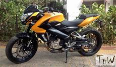 Modifikasi Pulsar by Modifikasi Bajaj Pulsar 200ns Kaki Kaki Ktm Duke 200 India