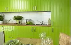 küchenfronten streichen farbe anleitung k 252 chenfront mit pepp gestalten w 228 nde