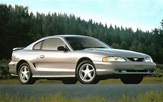 used 1995 ford mustang coupe pricing for sale edmunds