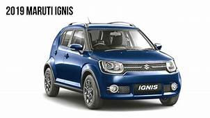 2019 Maruti Suzuki Ignis Launched In India With More Features