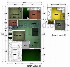 69 Desain Rumah Minimalis Bentuk L Desain Rumah