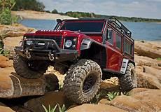 traxxas land rover traxxas trx 4 1 10 scale 4x4 rc crawler w land rover