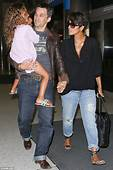 Pregnant Halle Berry Is Blossoming As She Dines With