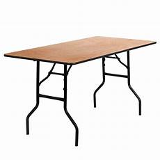 Table Pliante Rectangle Bois 200 X 100 Cm Vente De