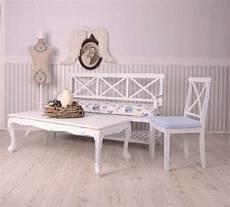 Couchtisch Weiss Beistelltisch Coffeetable Landhaus Tisch