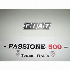 fregio anteriore in plastica fiat 500 r