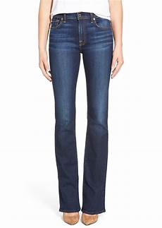 7 for all mankind 7 for all mankind 174 tailorless bootcut