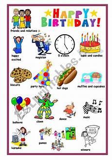 birthday celebration worksheets 20208 invitation to a birthday esl worksheet by urieth